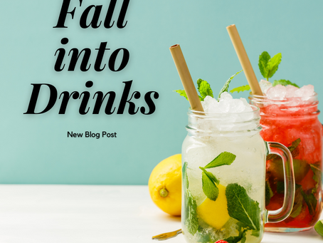 Fall into Drinks