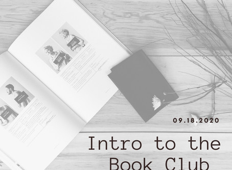 Who doesn't love a fall book club?