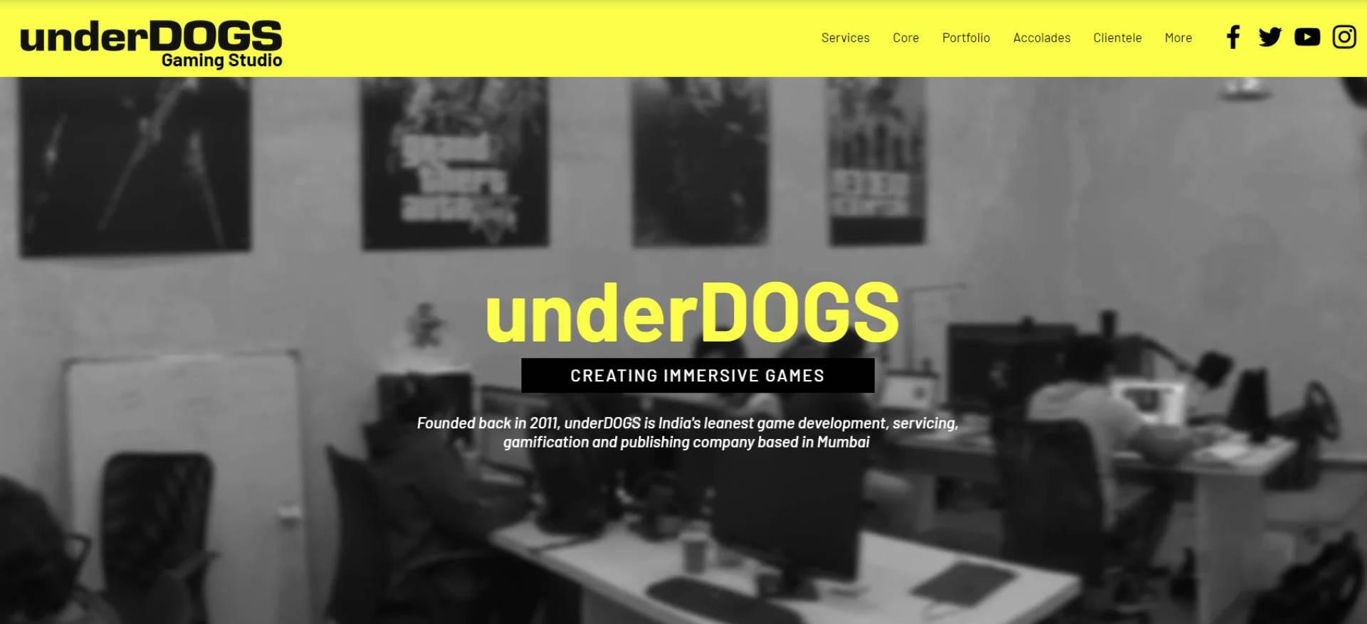 underDOGS | Home