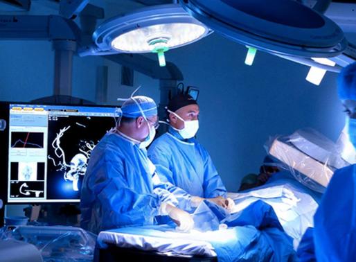 Breve historia de la cirugía.