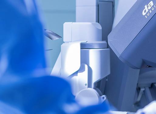Cirugía robótica, la evolución de la cirugía laparoscópica.