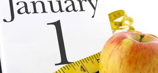 5 propósitos de Año Nuevo para mejorar tu salud