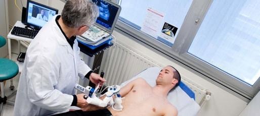 Conoce más sobre el ultrasonido pélvico en hombres