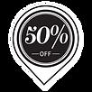 50% de Desconto