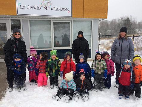 Le Jardin d\'Enfants| Child Day Care Truro, Nova Scotia