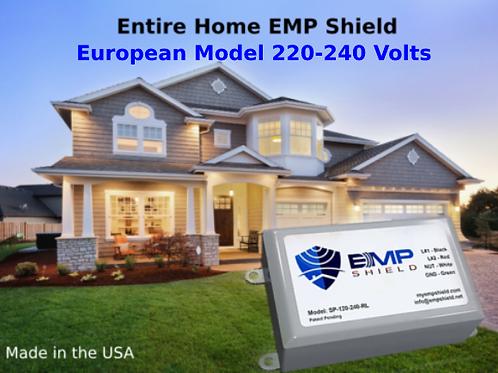 European EMP Shield Entire Home Surge Protector
