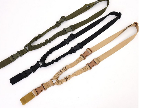 Single Point AR-15 rifle sling