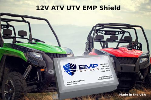 EMP Shield for ATV's & UTV's
