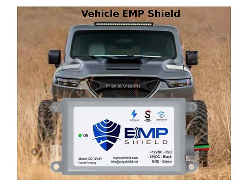 EMP Shield for Vehicles EMP Shielding for Cars & Trucks