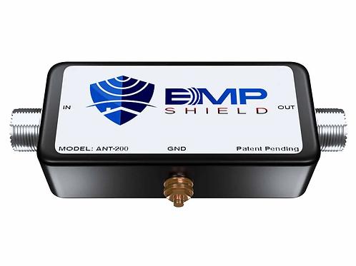 HF/UHF/VHF EMP Protection up to 200 Watts (ANT-200)