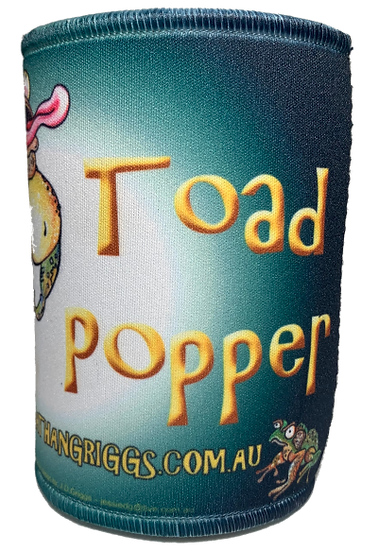 Stubby Holder 5: Toad Popper