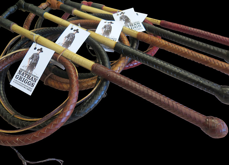 Kangaroo Leather Whip