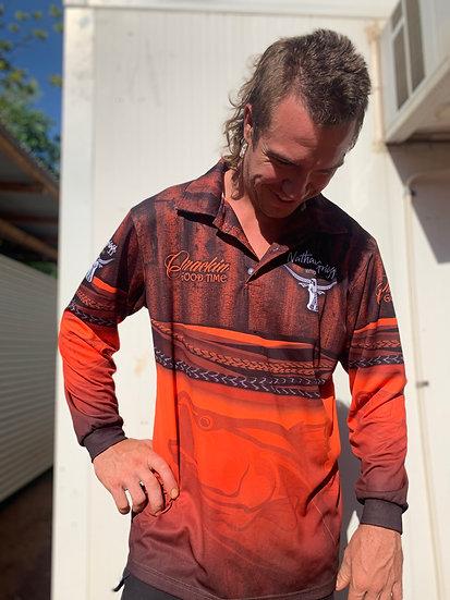 Crackin Fishing Shirt