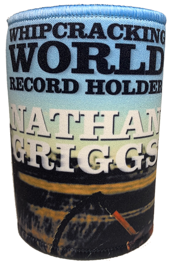 Stubby Holder 1: Nathan Griggs