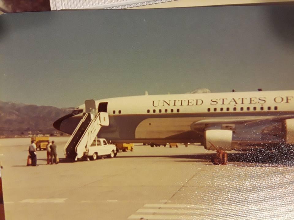 Airplane Boneyard at San Bernardino Airport in California ... |Norton Afb Aerial