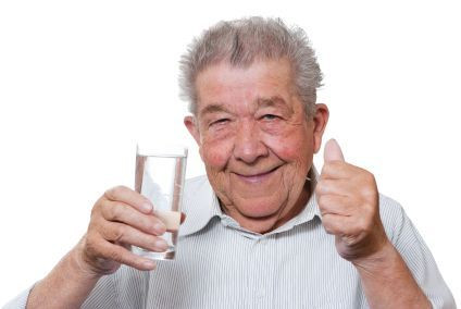 Seniors that Drink Live Longer