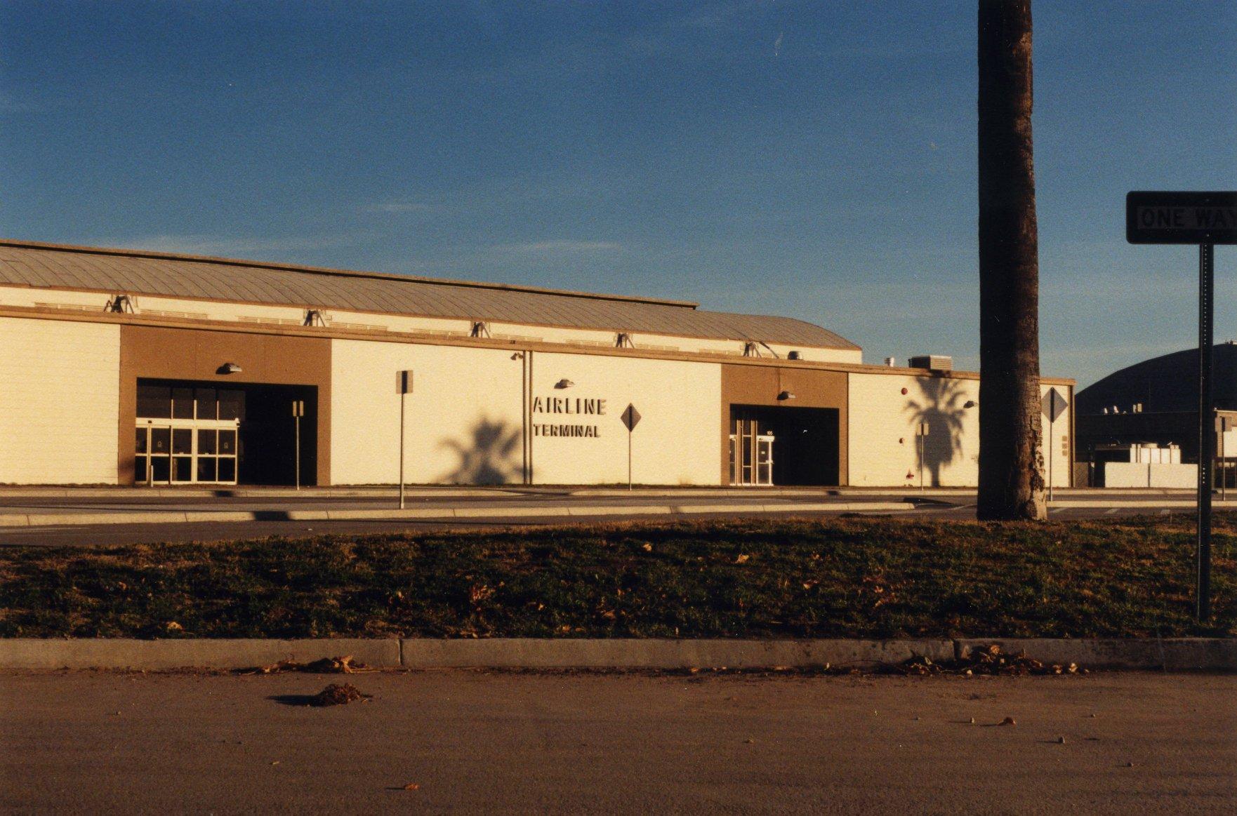 NortonAFB-MAC Passenger Terminal, Bldg