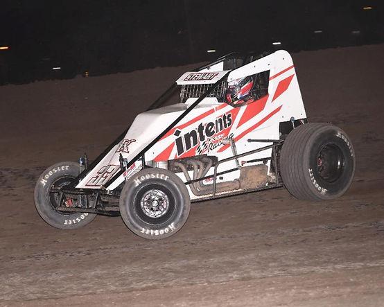 sprint car racing veteran Matt Stewart.j