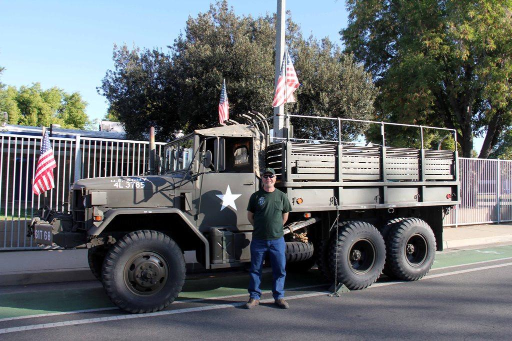 Redlands Veterans Day Parade