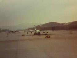 NortonAFB-Flightline-Outside terminal cl