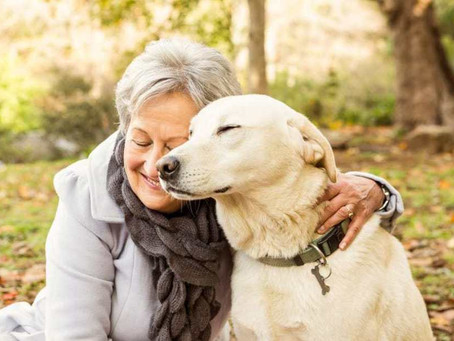 Bringing better health to seniors. Now that's something to BARK about!