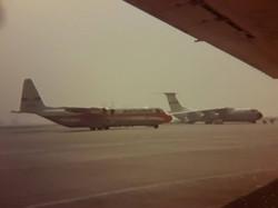 NortonAFB-Lockheed Hercules Saturn Airli