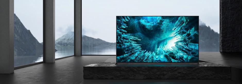 8K HDR TV