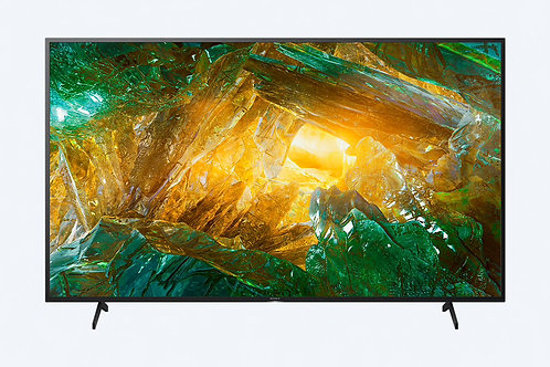 Sony - X800H | 4K Ultra HD | High Dynamic Range (HDR) | Smart TV (Android TV)