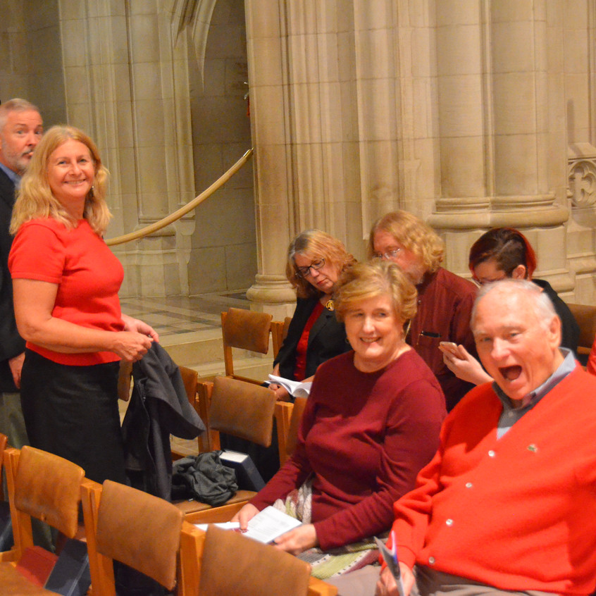 Waiting for the service to start