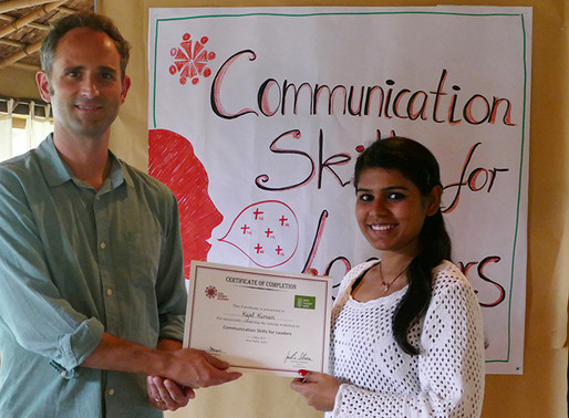 In dialogue with Stefan Bannach on conflict management and communication skills