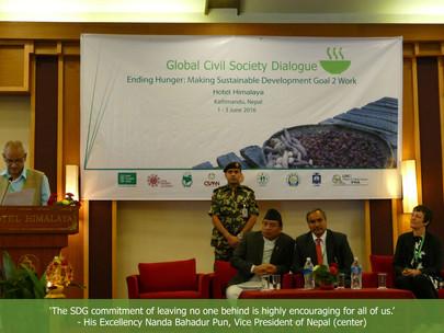 Ending Hunger: Making Sustainable Development Goal 2 work