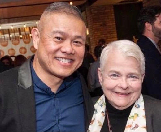 Opening night of INDECENT with playwright Paula Vogel at Victory Gardens