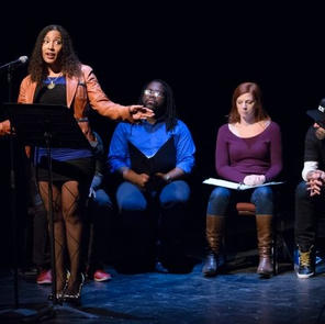 Performances from the VIctory Gardens' Town Hall - WE MUST BREATHE: A Response from Chicago Playwrights and Poets.