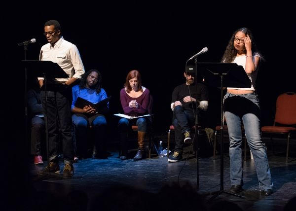 Performances at VIctory Gardens' Town Hall - WE MUST BREATHE: A Response from Chicago Playwrights and Poets.
