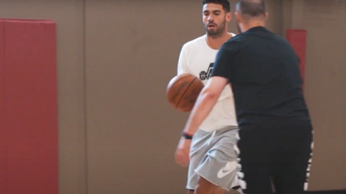 Georges Niang Workout