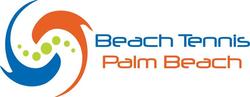 Logo Beach Tennis Palm Beach