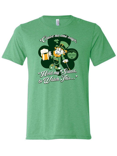 2018 St. Paddy's Day Shirt