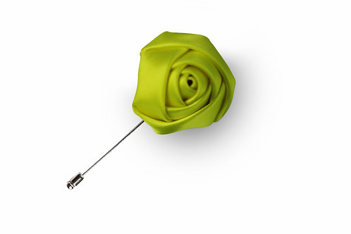 Satin Rose Extended Pin (more colors)