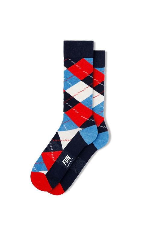 Argyle Fun Socks