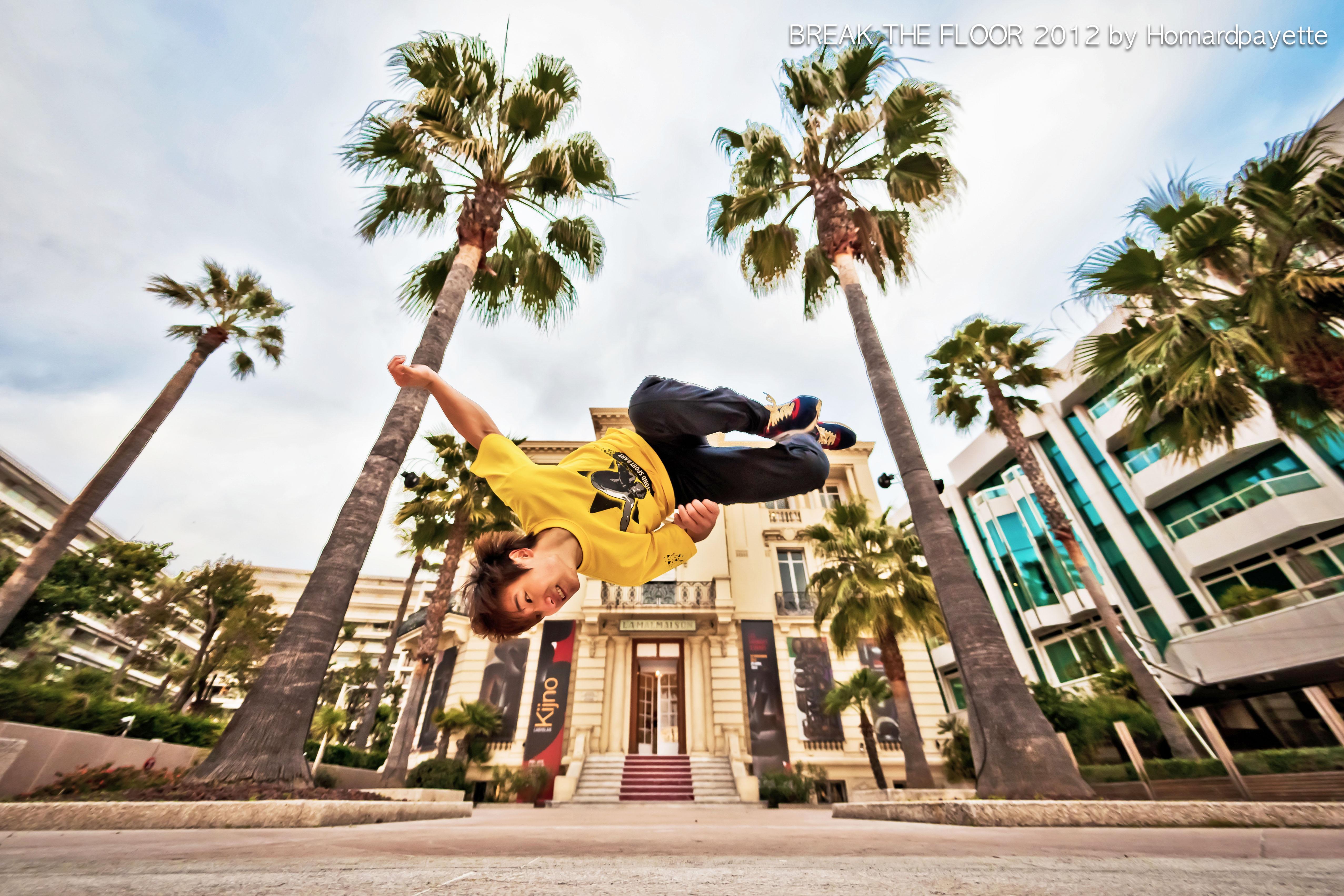 Break the floor 2012 jour 1.51