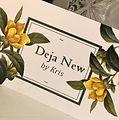 Deja New By Kris