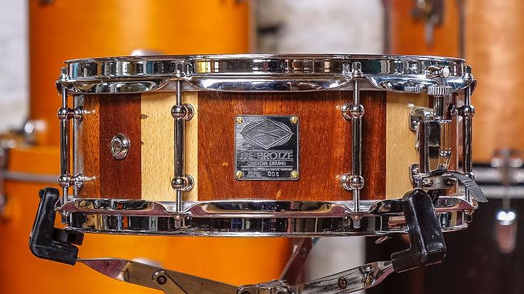 13x5-mahogany-beech-stave-snare-drum-dru