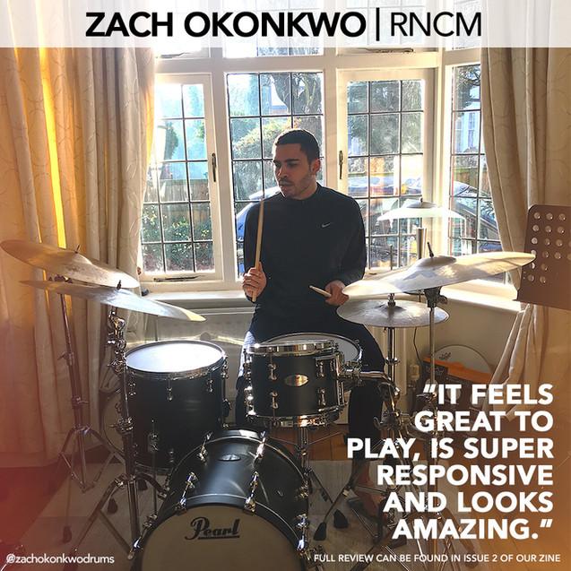Zach Okonkwo