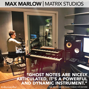 INTERVIEW: Max Marlow