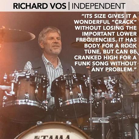 richard-vos-drummer-review