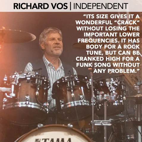 richard-vos-drummer-review
