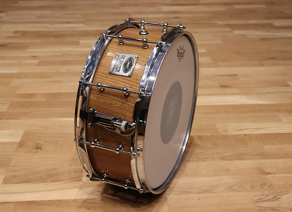 """14""""x5.5"""" - Oak Stave Snare Drum"""