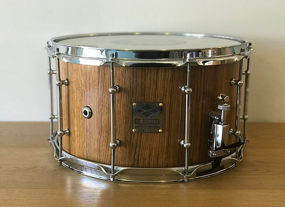 "14""x8"" - Oak Stave Snare Drum"