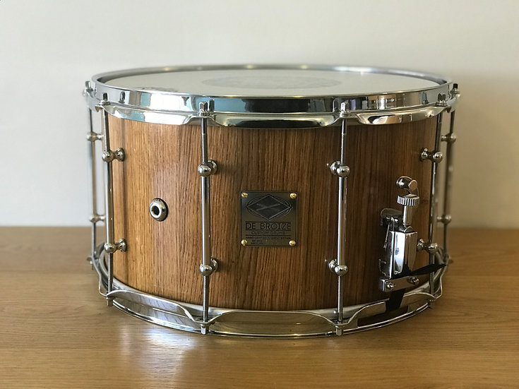 """14""""x8"""" - Oak Stave Snare Drum"""