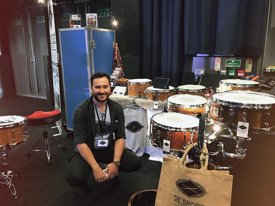 de-broize-custom-drums-uk-drum-show
